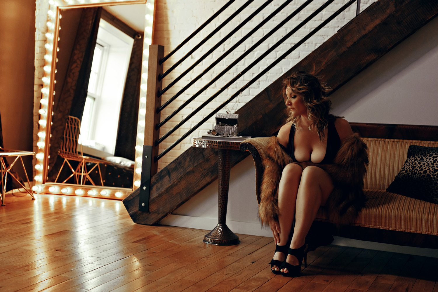 `Boudoir New York - Self Love Experience - Albany - Saratoga Springs - Troy_1478