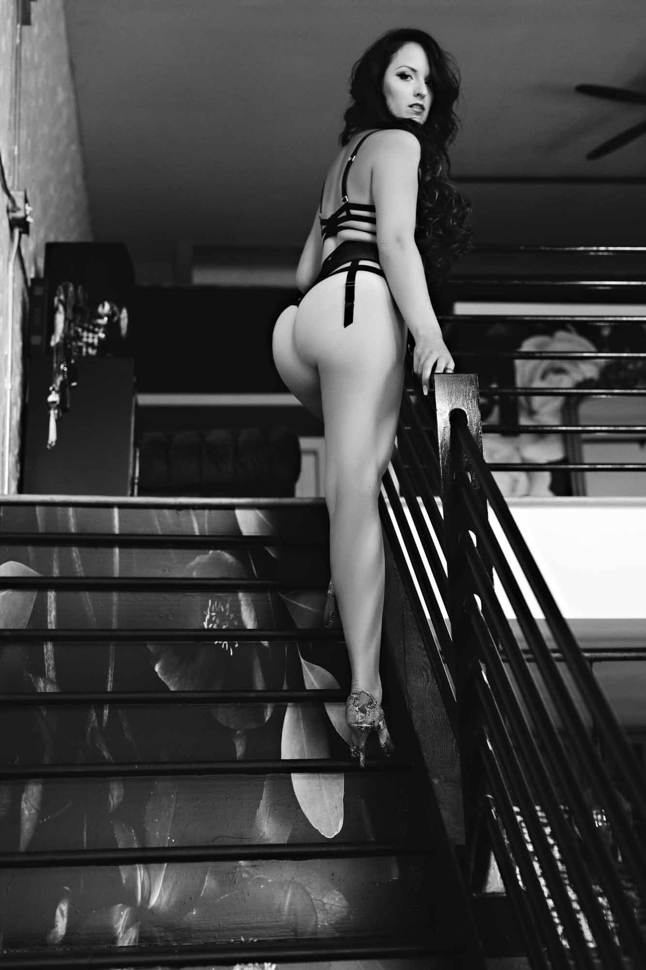 New York Boudoir Photography